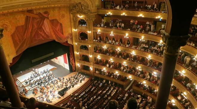 teatro pubblico concerto classica