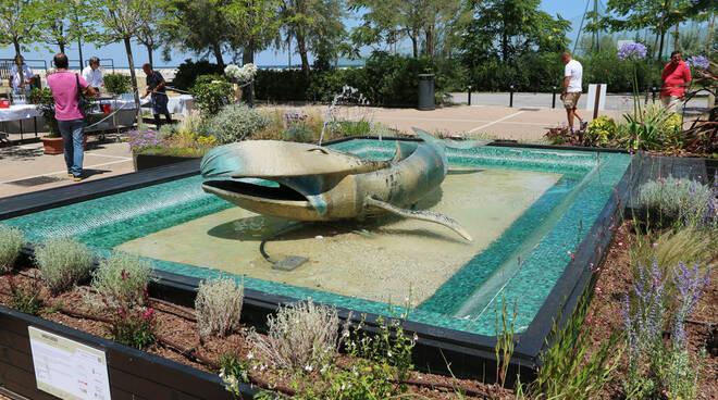 Un nuovo spazio verde per Rimini: a San Giuliano mare nasce il Giardino della Balena