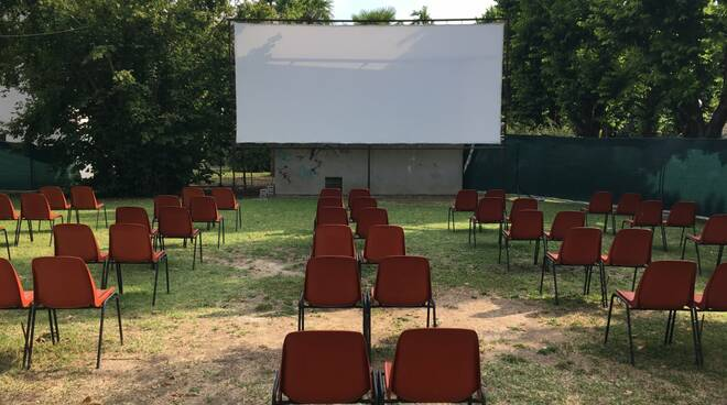 arena di massa - cinema all'aperto