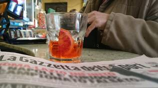 bar giornale drink covid
