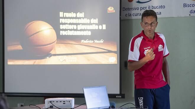 Basket Ravenna Coaching Staff