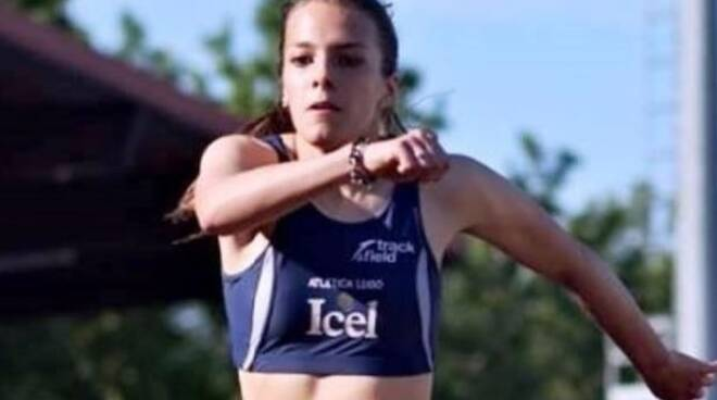 Atletica Lugo_Greta Carnevali