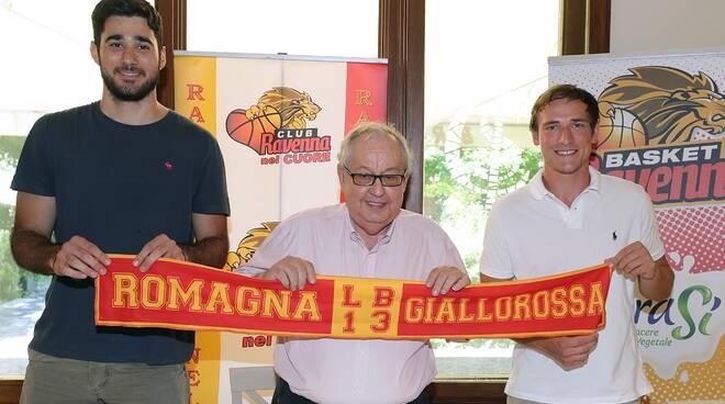 Ravenna Basket_Presidente