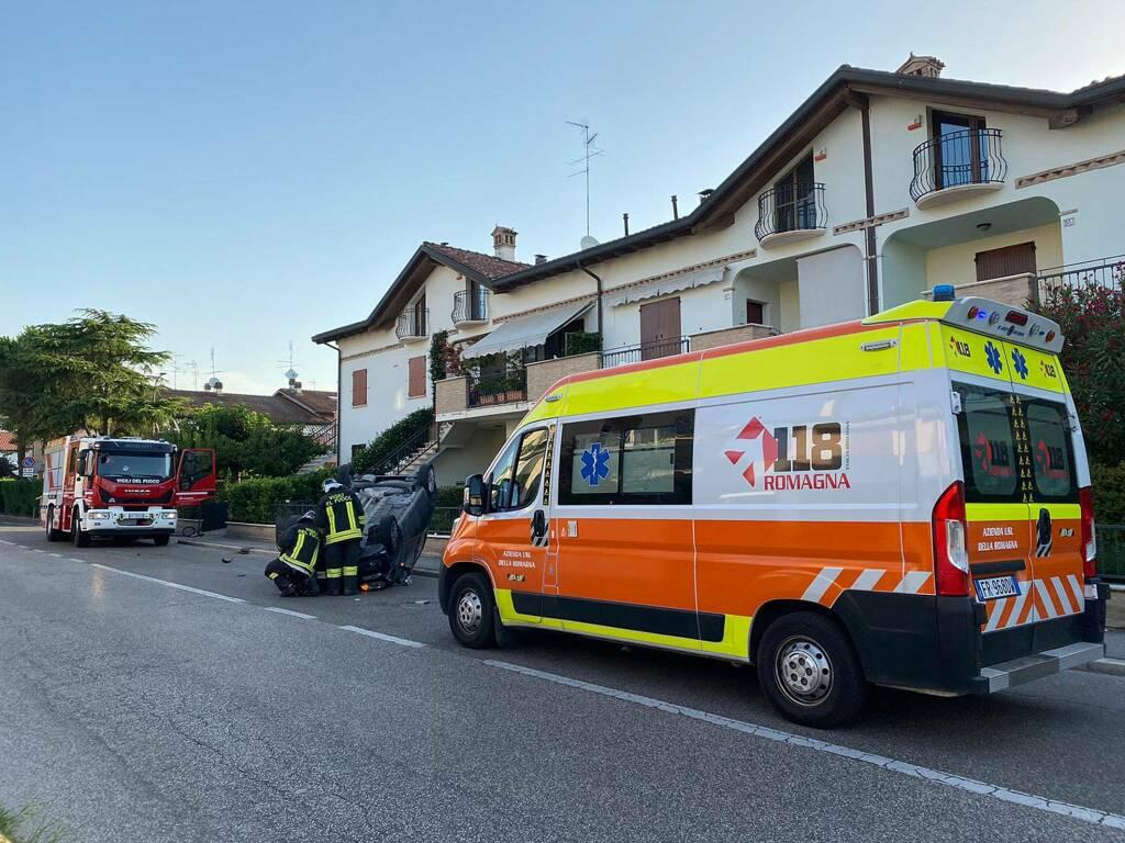 Via Chiavica Romea_Incidente 2