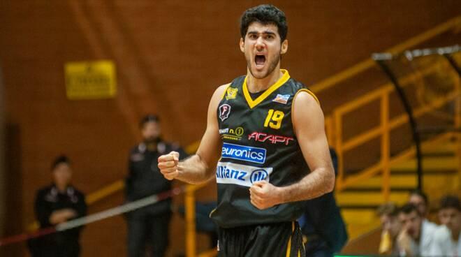 Giacomo Maspero basket ravenna orasì