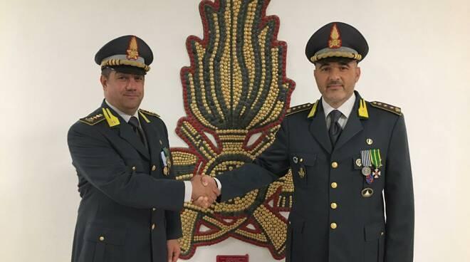 Guardia di Finanza Ravenna. Andrea Mercatili è il nuovo comandante