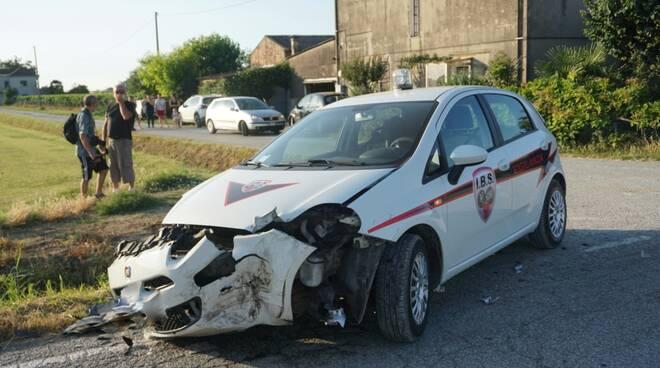 incidente Taglio Corelli - 1 07 2020