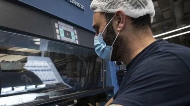 industria lavoro economia manifatturiero