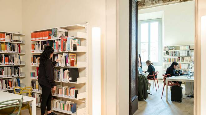 ISIA - biblioteca
