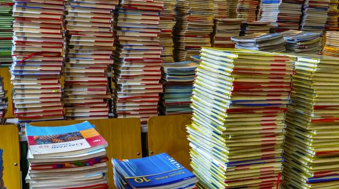 libri scuola scolastici