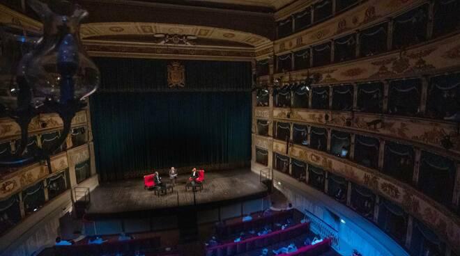 Teatro Alighieri - distanziamento COVID - coronavirus