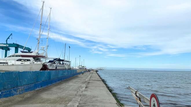 Marina di Ravenna Diga Foranea Sud