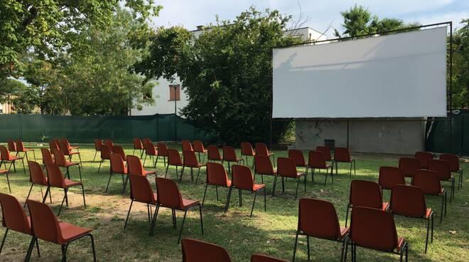 Massa Lombarda - arena cinematografica