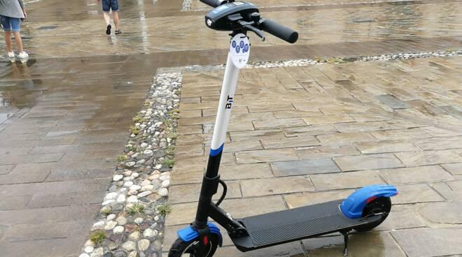 monopattini elettrici cervia mobilità sostenibile