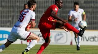 RAvenna FC - sconfitta contro il FAno 30 06 2020