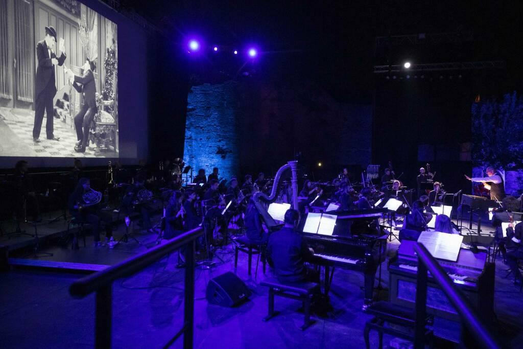 Ravenna Festival - City Lights - Omaggio a Charlie Chaplin