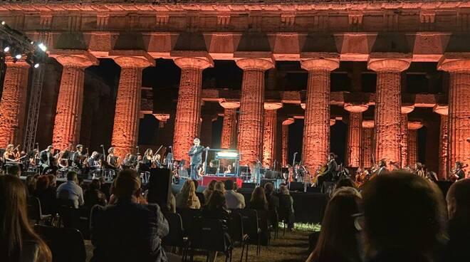 Ravenna Festival  - concerto LE Vie dell'Amicizia Paestum