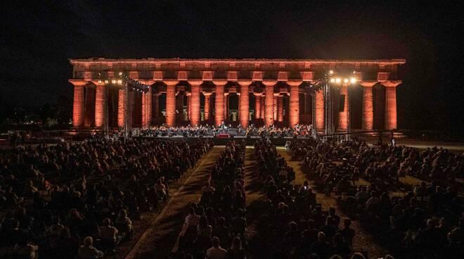 Ravenna Festival Le Vie dell'Amicizia Paestum