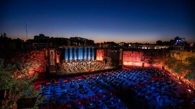 Riccardo Muti - Tamás Varge a Ravenna Festival