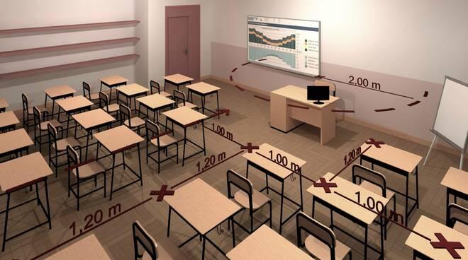 Rimini - classi anno scolastico 20/21 COVID