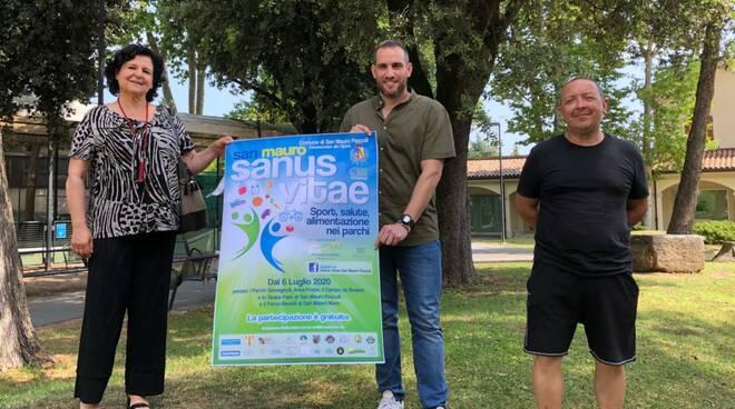 A San Mauro Pascoli Torna Il Progetto Sanus Vitae A Inizio Settembre Confermata La Festa Dello Sport Cesenanotizie Net