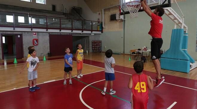 basket camp ravenna