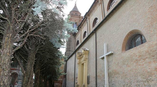 chiesa ex convento san giovanni bagnacavallo