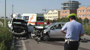 classicana incidente frontale 10 agosto