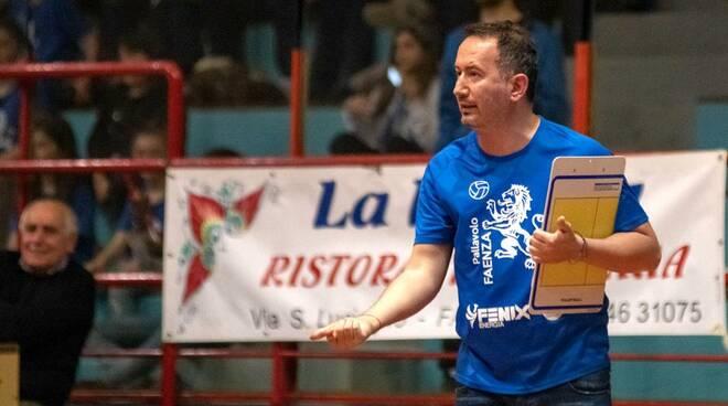 Fenix Faenza - Coach Serrantini