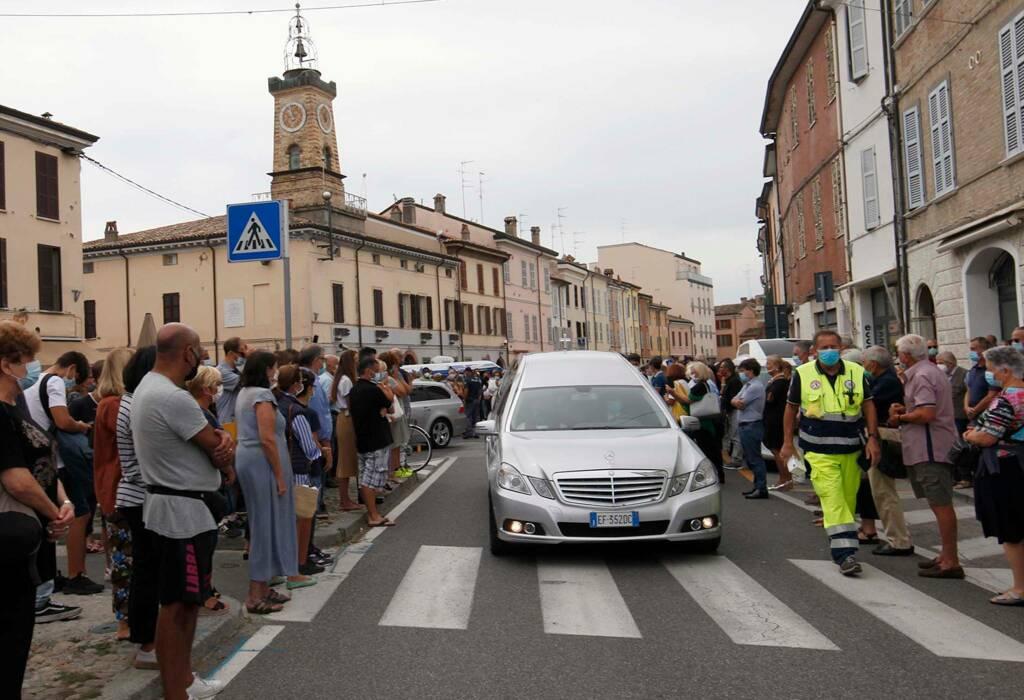 Funerali di don Ugo Salvatori in San Rocco