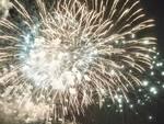 Fuochi d'artificio Cervia 10 agosto 2020