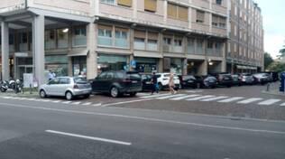 Ravenna_Parcheggi su segnaletica
