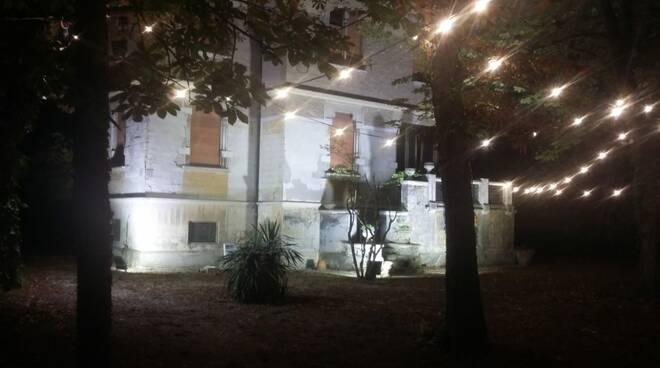 giardino villa max david cervia