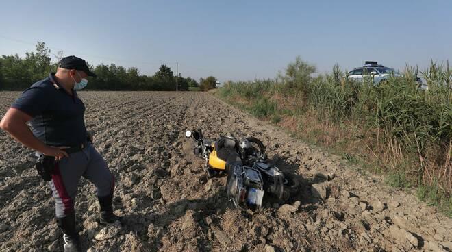 incidente romea