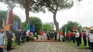 mendriole - commemorazione Anita Gribaldi