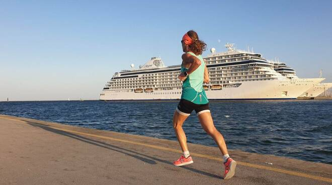'Run in the Sea' a Porto Corsini
