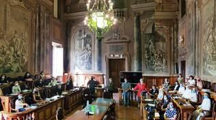 scuola consiglio comunale forlì
