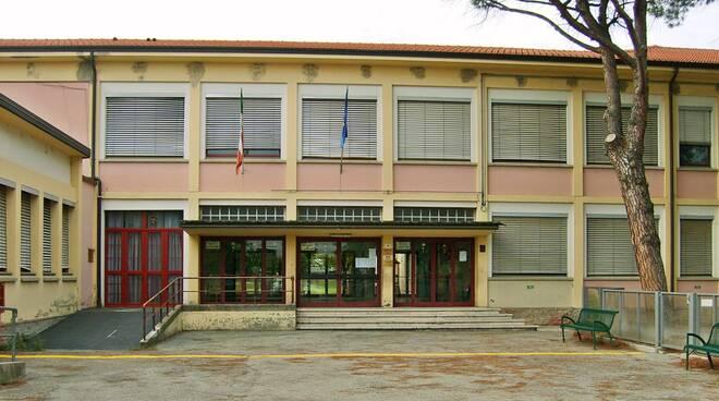 scuola elementare Massa Lombarda