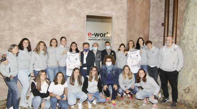 Al via la stagione sportiva di Faenza Basket Project: anche quest'anno conterà sul sostegno di E-work