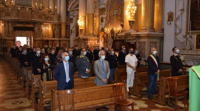 Anche a Rimini la Polizia di Stato festeggia il suo Santo Patrono