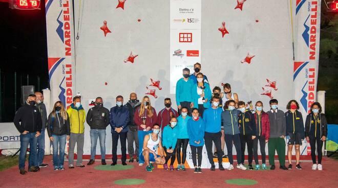 arrampicata squadra carchidio strocchi faenza