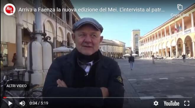 Arriva a Faenza la nuova edizione del Mei. L'intervista al patron Sangiorgi