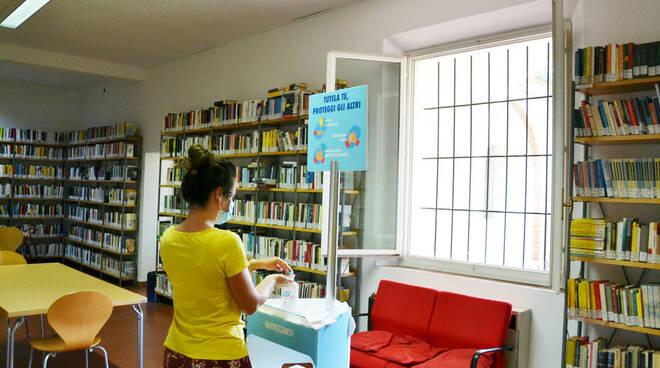 Bagnacavallo Biblioteca Taroni