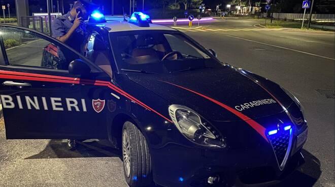carabinieri - controlli - Nuovafeltria - Valmarecchia
