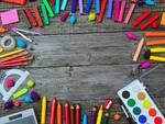 colori cartoleria scuola penne