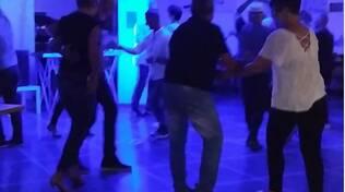Controlli Pm sala da ballo