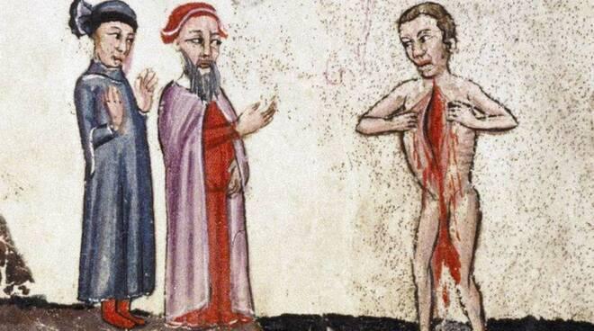 Dante e Maometto