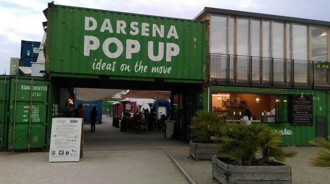 darsena pop up