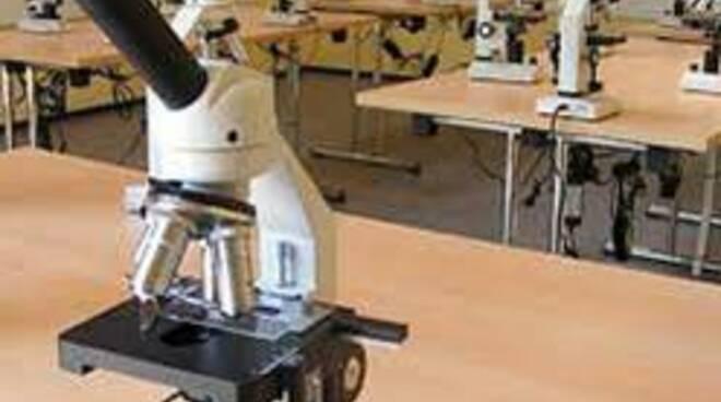 donazione per il corso di medicina Ravenna - Laboratori - Aula magna