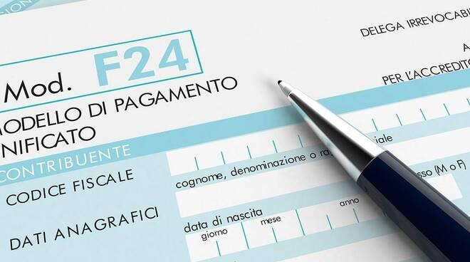 economia - F24 - pagamenti - tasse